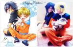Naruto Happy Easter by TemeSasu