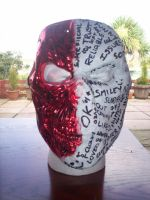Issues Mask 1 by Pho-TasticMathew