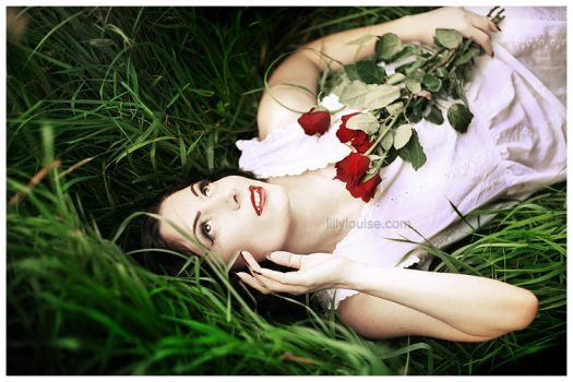 Where the wild roses grow II by MissHeroin