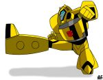 TF Animated Bumblebee by Jochimus
