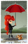 Rainy Day by happydoodle