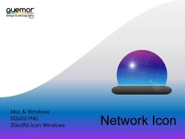 Network Icon by guemor