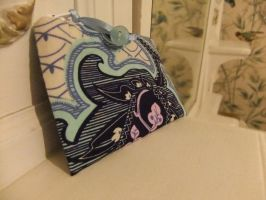 Coin Purse by sewn-by-honeybirds
