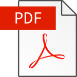PDF Icon SVG by qubodup