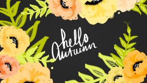 Hello Autumn Black by cocorie