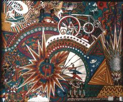 psychedelic age by zigeuner1976