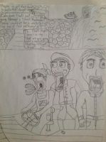 Scary Experience - Sketch Funnies by VISION-KING