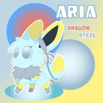 TLR- Aria by ShootingStarEevee