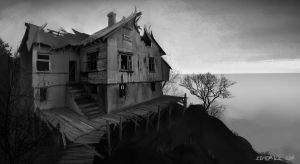 Abandoned House by SourShade