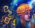 Jellyfish: Redux by Of-Red-And-Blue