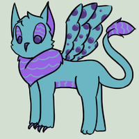 Hatched Gryphon Egg by AAA-Adopts