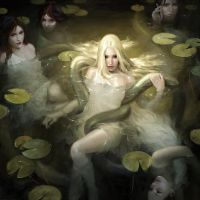 The Naiads by ClintCearley
