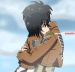 I'm Sorry ~ Attack on Titan by TheMuseumOfJeanette
