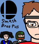 Smash Bros Pics by blackevil915