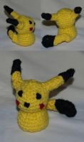 PikaChu - SOLD by LilWolfStudios