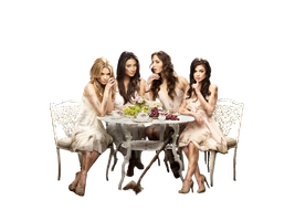 Pretty Little Liars PNG by Keshassleaze