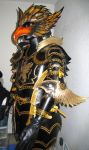 Gryphon Leather Armor 07 by Azmal