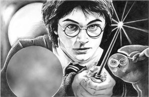 Harry Potter by GraphixRob