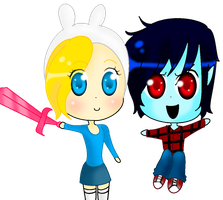 Adventure Time Cute :3 by Pallypucca