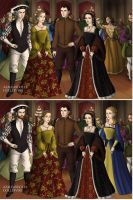 The Boleyn's by TFfan234