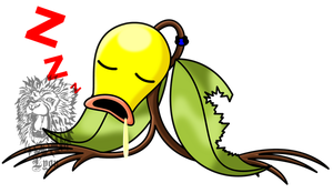 Pax, my Bellsprout by TheDocRoach