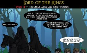 WIC - lord of the rings by kaffepanna