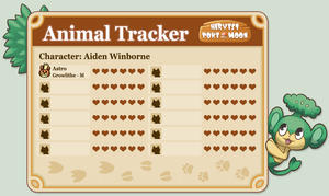 HPM - Aiden's Animal Tracker by lab-rats