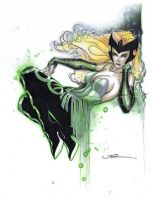 Enchantress by ukosmith