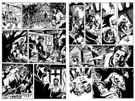 Pulp Pages by otisinhell