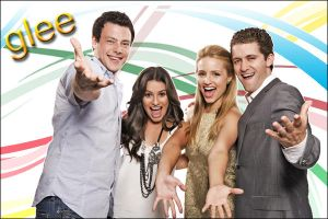 Glee Cast by leandruskis