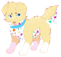 Cookie Pup by CascadingSerenity