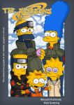 Simpsons naruto by GoDzOwnz