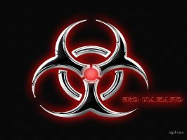 Bio Hazard Red by 4ph3x