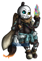 Sans AUs [Inktale] by Nabuco88