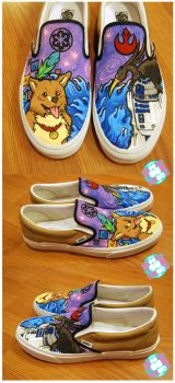 Shoes for Alfonso by mburk