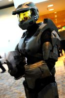 Otakon 2011 Master Chief 2 by DarkGyraen