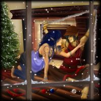 Christmas in Coia by AzraelEvangeline