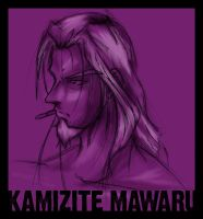 kamizite mawaru by peeping-doom