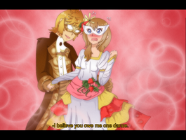 Cappuccino Prince and Shortcake Princess by Maisuki-chan