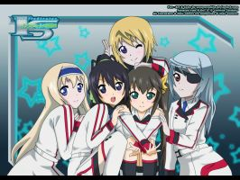 Infinite Stratos - K-On Mode by yasumeyukito