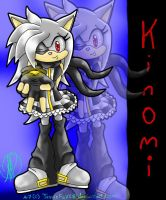 :gift: Kinomi the Hedgehog by JessieFoXX