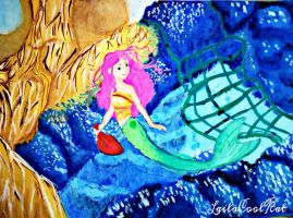 Under The Sea Mermaid by LailaCoolKat