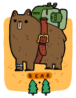 Bear by captainalec