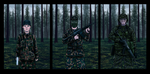 War Games by BenjaminForsell