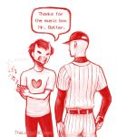 OFF Zacharie and the Batter by TheLanguidClown