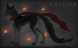 Character auction CLOSED by Rizuuki