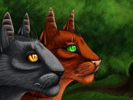 StarClan Honors Your Bravery And Strength by Army-of-Skanks