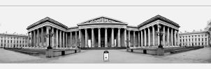 The British Museum by puzzleheaded