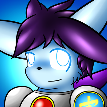 Commission: Nick the Android Shaymin Avatar by Ryusuta