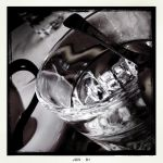 glass of water by crh